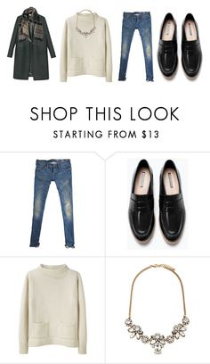 """winter outfit #2"" by fashiond on Polyvore featuring moda, Jack Wills, Zara, MHL by Margaret Howell, CÉLINE, Forever 21 e Michael Stars"