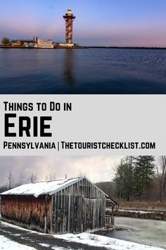 Considering what to do in Erie PA?, here are top attractions, best activities, places to visit & best things to do in Erie, Pennsylvania. Plan your travel itinerary & bucket list now! #erie #eriepa #thingstodoinerie #pennsylvania #pennsylvaniatravel #usatrip #ustravel #travelusa #ustraveldestinations #travelamerica #vacationusa #americatravel Usa Travel Guide, Travel Usa, Presque Isle State Park, Erie Pennsylvania, Great Lakes Region, Us Travel Destinations, Boat Tours, Covered Bridges, State Parks