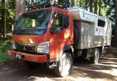 The Fuso Truck Camper, http://www.truckcampermagazine.com/off-road-expeditions/the-overland-fuso-truck-camper