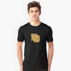 Cheese Design, Vintage T-shirts, My T Shirt, Cotton Tote Bags, Classic T Shirts, Designs, Stationary, Mens Tops, Printed