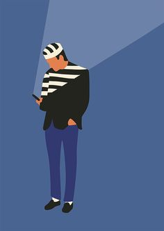 Satirical And Minimalist Illustrations By Francesco Ciccolella – Design You Trust