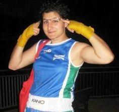 Montoro è boxe al femminile con Carmela Donniacuo