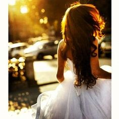 not sure whether to put this pin in my wedding, photography or hair.i love the lighting and her hair. Perfect Wedding, Dream Wedding, Wedding Day, Hair Wedding, Sunset Wedding, Wedding Bride, Wedding People, Glamorous Wedding, Wedding Stuff