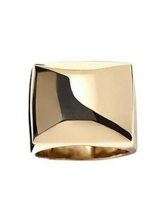 Pyramid Cocktail Ring