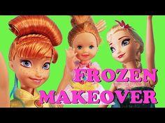 Frozen Anna & Elsa Get a Pooping Puppy Dog & Potty Train Her. DisneyToysFan - YouTube