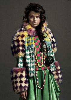 Nicoline Liv Andersen, designer de mode et artiste danoise