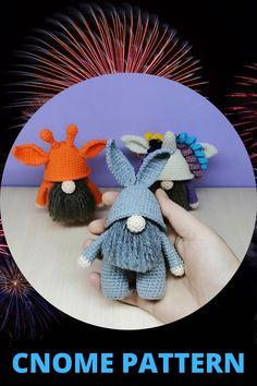 Amigurumi Toys, Amigurumi Patterns, Crochet Animal Patterns, Crochet Ideas, Handmade Toys, Handmade Ideas, Felt Toys, Beautiful Crochet, Stuffed Toys Patterns