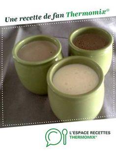 crëme dessert façon danette par mimikipik. Une recette de fan à retrouver dans la catégorie Desserts & Confiseries sur www.espace-recettes.fr, de Thermomix®.