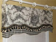rooster valance | Details about French Country VALANCE Curtain Rooster Waverly La Petite ... French Country Curtains, Country Kitchen Curtains, Country Valances, Cottage Curtains, Shabby Chic Curtains, Rustic Curtains, French Country Kitchens, French Country House, No Sew Curtains