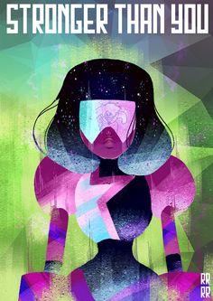 Steven Universe: Stronger than you! Garnet