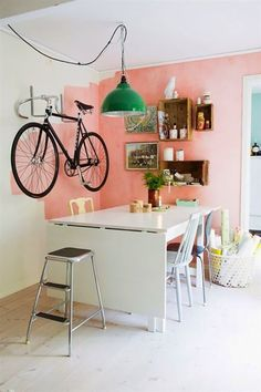 A can of paint is one of the most affordable ways to drastically change the look and feel of a space. But if you're thinking you're limited to 360º coverage or a boring accent world, think again.