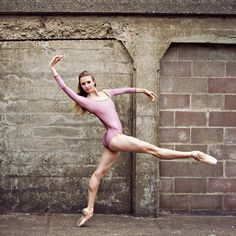 Kristina Lind, San Francisco Ballet - Photographer Oliver Endahl/Ballet Zaida