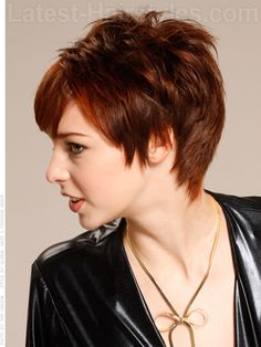 Latest Hairstyles Com Pleasing 32 Flattering Short Haircuts For Older Women In 2018  Brown Shorts