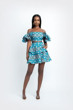 Latest African Fashion Dresses, African Inspired Fashion, African Print Fashion, Fashion Prints, African Print Skirt, African Print Dresses, African Dress, Casual Dresses Plus Size, Simple Dresses