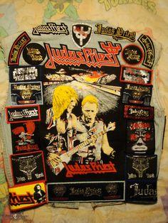Judas Priest Tribute Jacket | TShirtSlayer TShirt and BattleJacket Gallery
