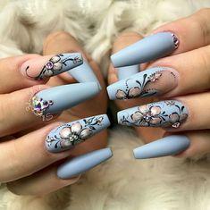 Creative nail designs, diy nail designs, beautiful nail designs, creative n Fabulous Nails, Gorgeous Nails, Pretty Nails, Dope Nails, Swag Nails, Fun Nails, Nagellack Design, Bridal Nail Art, Diy Nail Designs