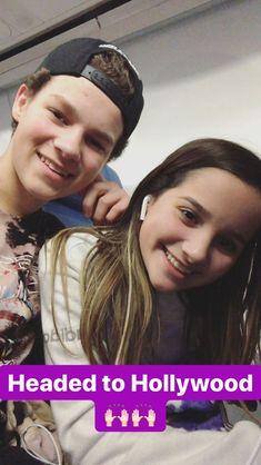 Annie Leblanc and Hayden Summerall