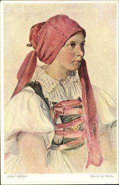 "Manes: Tesina folk costume old vintage unused postcard "" Folk Costume, Costumes, Portrait, Vintage Ladies, Poster, Heaven, Europe, Painting, Women"