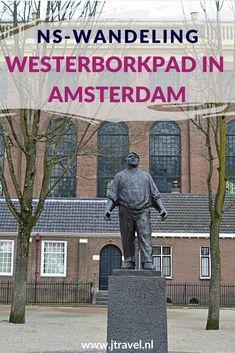 Ik maakte een wandeling langs een stukje van het Westerborkpad in Amsterdam. Onderweg kwam ik door de Joodse buurt van Amsterdam en langs 9 musea, waarvan ik er tijdens deze wandeling twee bezocht: het Verzetsmuseum en de Hollandsche Schouwburg. Mijn belevenissen en mijn route lees je in dit artikel. Loop je mee? #amsterdam #westerborkpad #verzetsmuseum #hollandscheschouwburg #geschiedenis #tweedewereldoorlog #wandelen #hiken #jtravel #jtravelblog