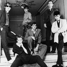 The Psychedelic Furs. I still listen to and love this band. (I must be old)