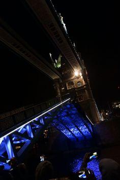 Tower Bridge Up