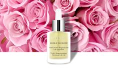 Best beauty products with roses: oil, serums and moisturizers 5