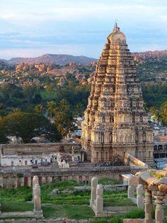 Hampi , Karnataka , India.