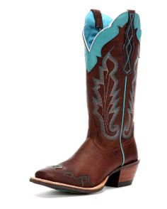 Ariat Women's Caballera Boot - Weathered Brown  http://www.countryoutfitter.com/products/16113-womens-caballera-boot-weathered-brown