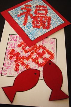 Preschool - Chinese New Years on Pinterest | Chinese New ...