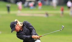 2013 LPGA: Suzann Petersen Keeps The Lead In Hawaii