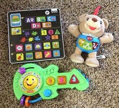 cool Infant Baby Toddler Toy Lot Fisher Price Vtech Kidz Delight - For Sale Check more at http://shipperscentral.com/wp/product/infant-baby-toddler-toy-lot-fisher-price-vtech-kidz-delight-for-sale/