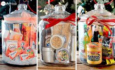 Gifts In A Jar . . . Simple, Inexpensive, and Fun! | One Good Thing By Jillee | Bloglovin'