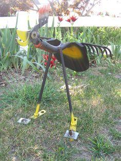 Shovel Bird