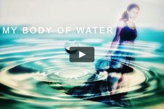 My Body of Water a poem by Noelle Adamo was created into a dance performance piece. Noelle along with dancers Elaine Colandrea, Melanie Noblit - Gambino, Megan… Dancers, Omega, Poems, Celebration, York, Inspired, Film, Water, Movie Posters