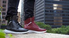 Circle footwear launched their second Kickstarter for men's and women's sneakers. One production run and they'll never be made again, truly unique!