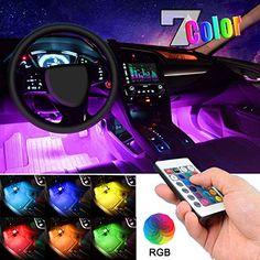 Car Interior Mood Party Lighting LED USB Club Lights Light Inside Limo Classy