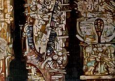 arte Pintura al oleo de Ismael Rodriguez