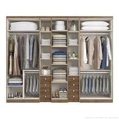 Resultado de imagen para plano closet mdf