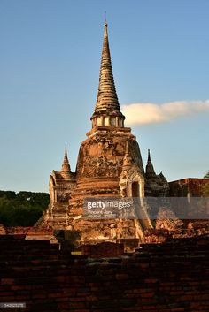 Wat Phra Si Samphet temple Ayutthaya Thailand, Ayutthaya province in Thailand. #images #picture #travel #traveling #www.vincent-jary.fr #photograph #traveler