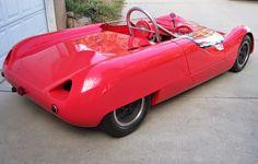 1962 Lotus 23 Rear-Documented 1962 Lotus 23