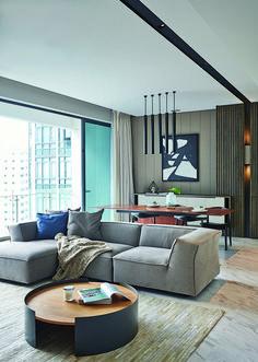Living Room Grey, Living Room Modern, Living Room Interior, Living Room Chairs, Living Room Furniture, Living Room Designs, Living Room Decor, Bedroom Interiors, Living Rooms
