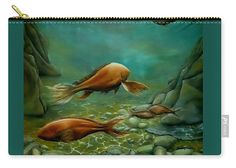 gifts for ocean lovers, Carry-all Pouch