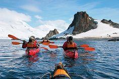 판타지를 넘어 현실이 된 남극 여행 이미지 1