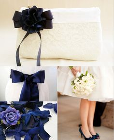 Hey, I found this really awesome Etsy listing at https://www.etsy.com/listing/176081899/set-of-6-bridesmaid-clutches-lace-navy