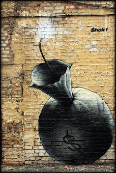 Cash ruins everything around me by SHOK-1, via Flickr