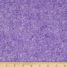 Timeless Treasures Pearlized Texture Purple from @fabricdotcom  From Timeless Treasures, this cotton print features a pearlescent flourish pattern printed onto a marbled fabric for a slight shimmer. This fabric is perfect for quilting, apparel and home decor accents. Colors include pearlescent silvery-white and purple.