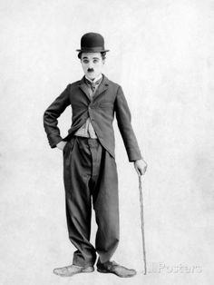 Charlie Chaplin, 1925 Prints at AllPosters.com