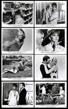 PLUCKED original still photos GINA LOLLOBRIGIDA/EWA AULIN/JEAN-LOUIS TRINTIGNANT in Entertainment Memorabilia | eBay