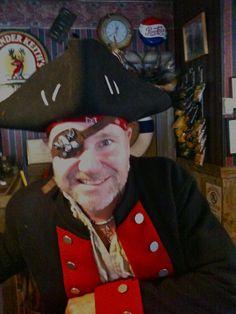 Pirate Festival in Shelburne, NS. See Bostoncanadatravel.com for details.