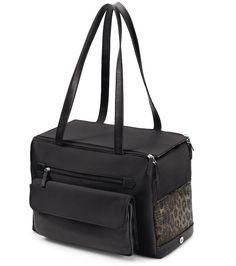 This beautiful luxury pet carrier is from one of the finest collections of pet carriers in the world. This high-end carrier is fashionable and affordable. It is great for a day out on the town with your pooch and is also airline friendly for your traveling needs. Weight capacity is up to a 22 lb pet. Please visit our PTPA Boutique at our website for details about our stylish pet carriers: ModernPuppies.com